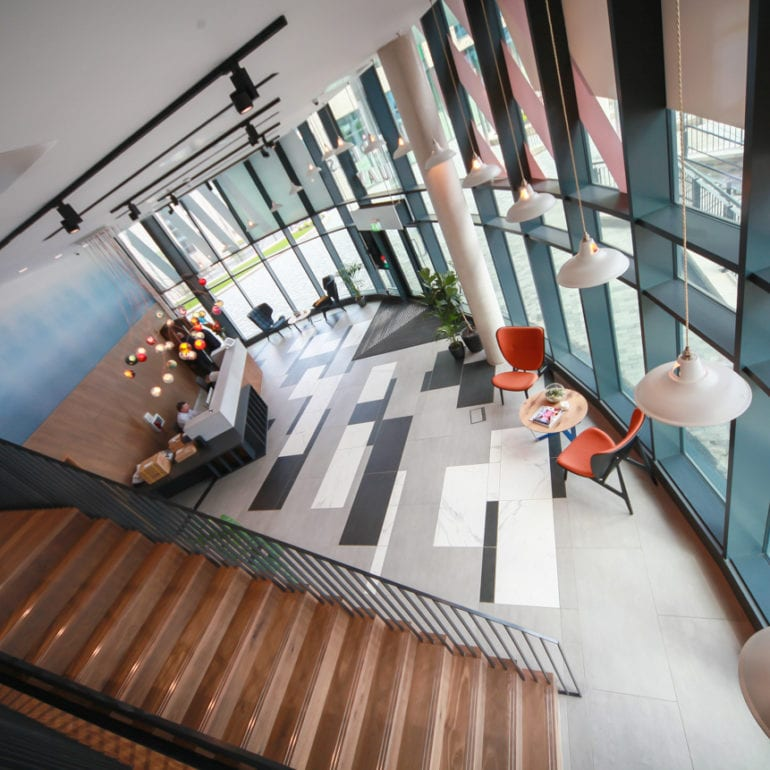 HE Simm Completes £9.5m MEP Project At Clippers Quay