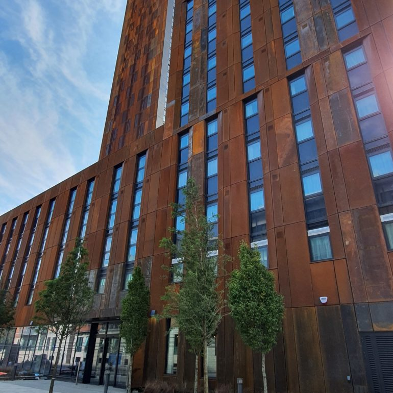HE Simm completes £7.3m M&E services project  for new Manchester student development