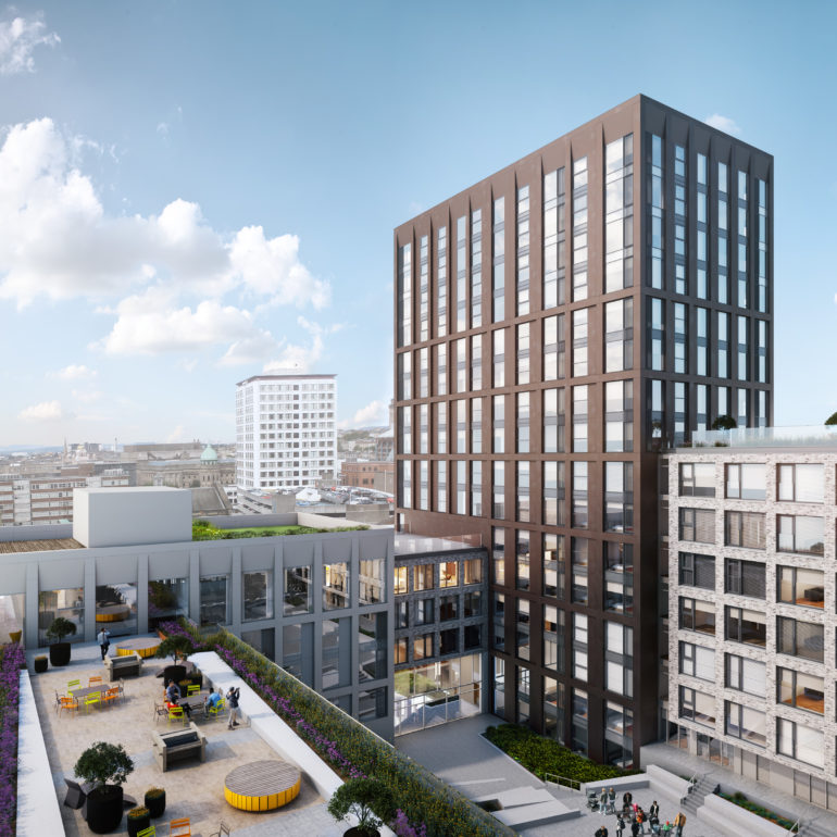 HE Simm appointed to deliver MEP installation at Holland Park, Glasgow