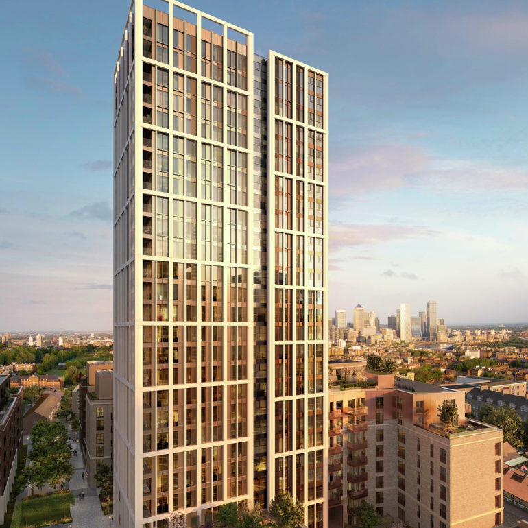 Whitechapel's 'The Silk District' in East London, to benefit from HE Simm's MEP Expertise