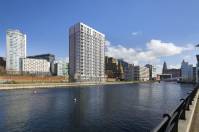 HE Simm Completes MEP Project at Peel L&P's  Liverpool Waters