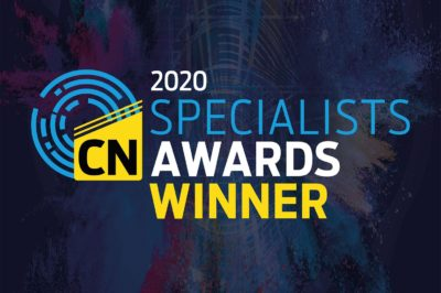 HE Simm sweeps the board at Construction News Specialists Awards 2020