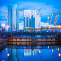The Arora Tower, Ballroom and Intercontinental Hotel @ The O2, London