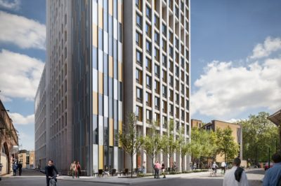 HE Simm Wins £15.6m MEP Office & Resi Project At Miles Street, Vauxhall